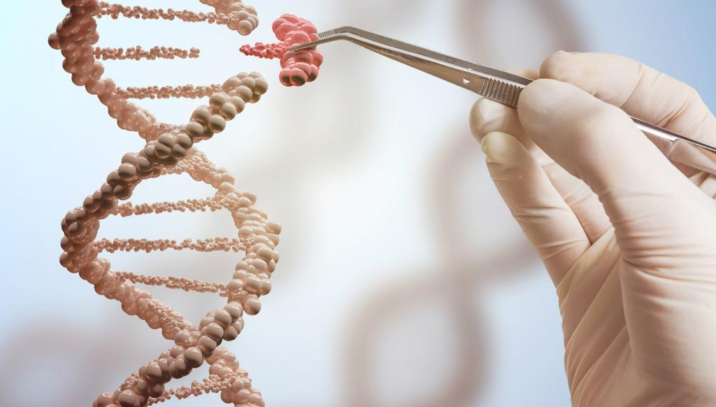 Image: Gene-editing technology is moving closer to becoming a therapeutic reality due to the introduction of artificial guide RNAs that increase the precision of the technique (Photo courtesy of the University of Alberta).
