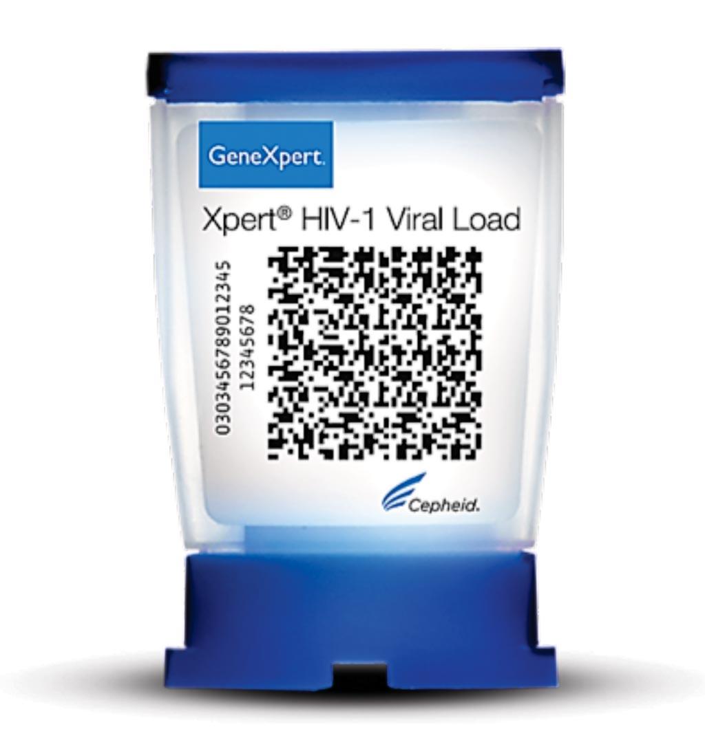 Xpert丙肝(HCV)病毒载量测定盒(图片蒙Cepheid公司惠赐)。