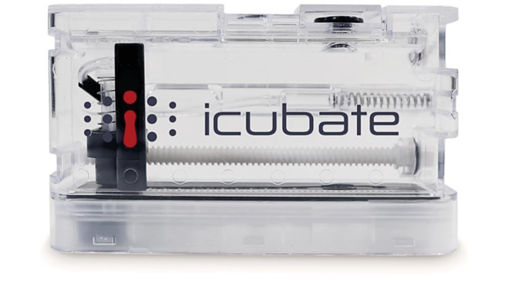 图片:iC-GPC革兰氏阳性测定是一种定性的多重检验,可直接检测阳性血液培养物中的五种最常见的革兰氏阳性菌,它们引起细菌性血流感染(图片蒙iCubate惠赐)。