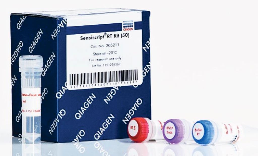图片:Sensiscript逆转录试剂盒非常适合使用少量RNA的高灵敏度应用场合(图片蒙凯杰公司惠赐)。