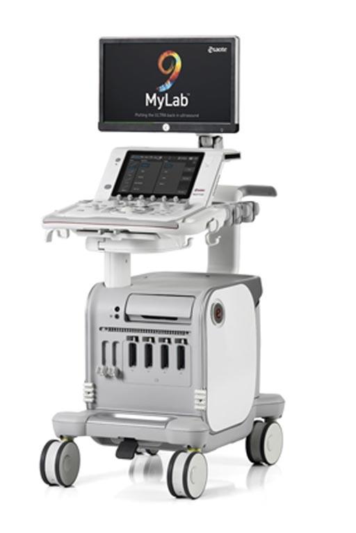 Sistema de ultrasonido