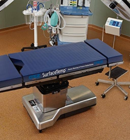 Sistema de calentamiento del paciente