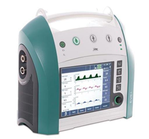 Respirador neonatal