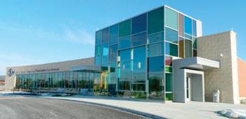 Imagen: El centro de atención especializada del Hospital de Niños de Filadelfia en el Centro Médico de la Universidad de Princeton (Fotografía cortesía de CHOP).