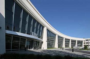 Imagen: Sitio del nuevo centro ambulatorio HSS en el condado de Westchester (Fotografía cortesía del Grupo RPW).