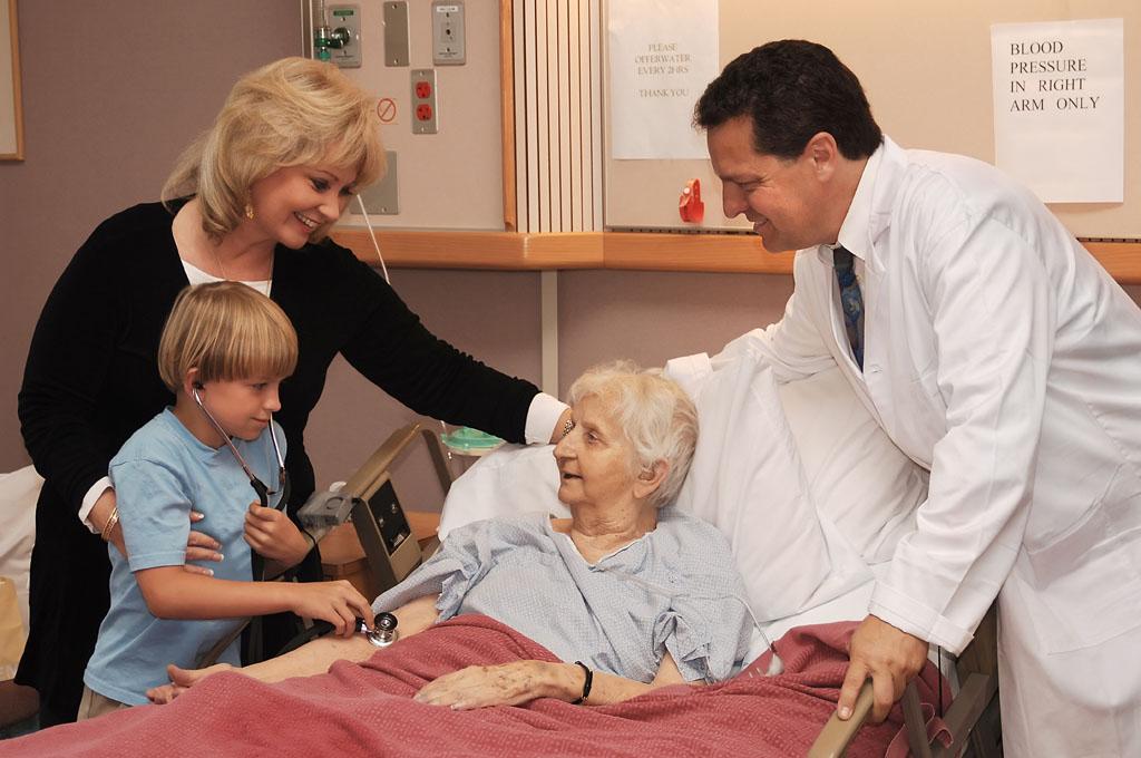 Imagen: El cuidado paliativo para los pacientes de trasplante de médula ósea mejora su calidad de vida (Fotografía cortesía de Adobestock).