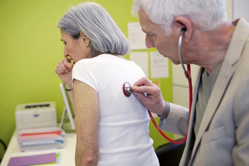 Imagen: Un nuevo estudio sugiere que las infecciones respiratorias pueden aumentar el riesgo de ataque cardíaco (Fotografía cortesía de Shutterstock).