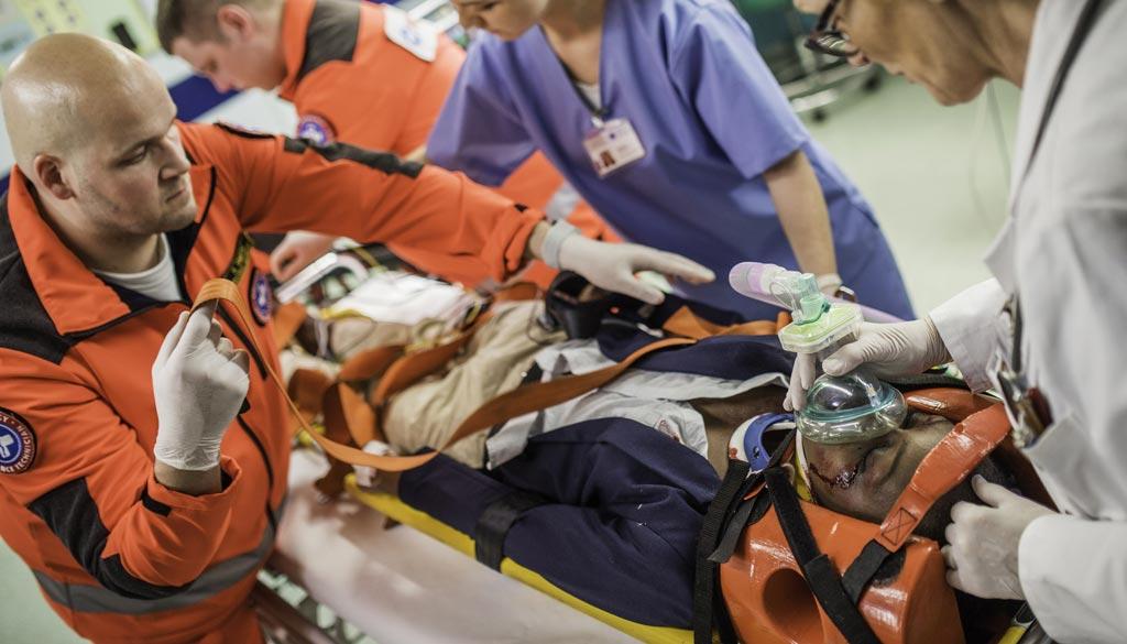 Imagen: Las investigaciones demuestran que la medición de la respuesta inmune al trauma podría predecir el MODS (Fotografía cortesía de iStockPhoto).