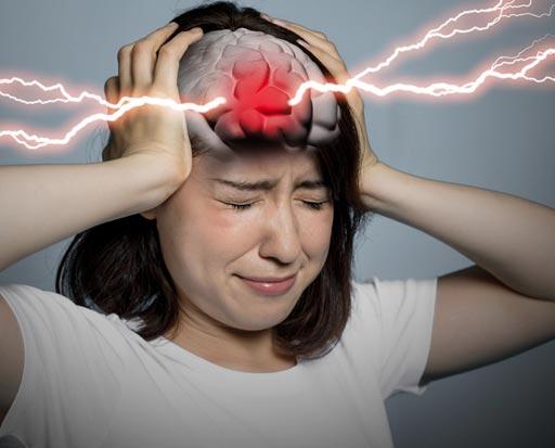 Imagen: Un nuevo estudio muestra que la mayoría de los dolores de cabeza masivos no son el resultado de una hemorragia cerebral (Fotografía cortesía de iStockPhoto).