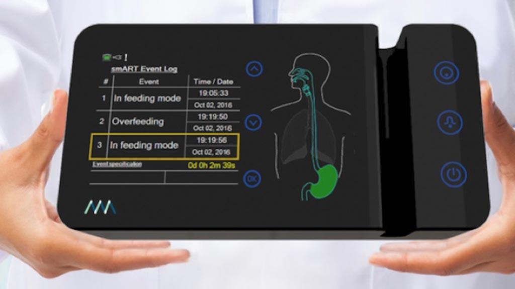 Dispositivo de intubación inteligente para cuidados intensivos ...