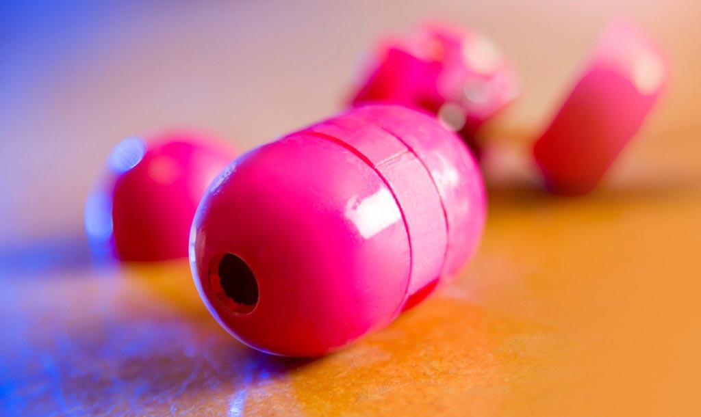 Imagen: Un robot de colonoscopia que se infla como un globo podría mejorar la satisfacción del paciente (Fotografía cortesía de Hossein Dehghani/UNL).