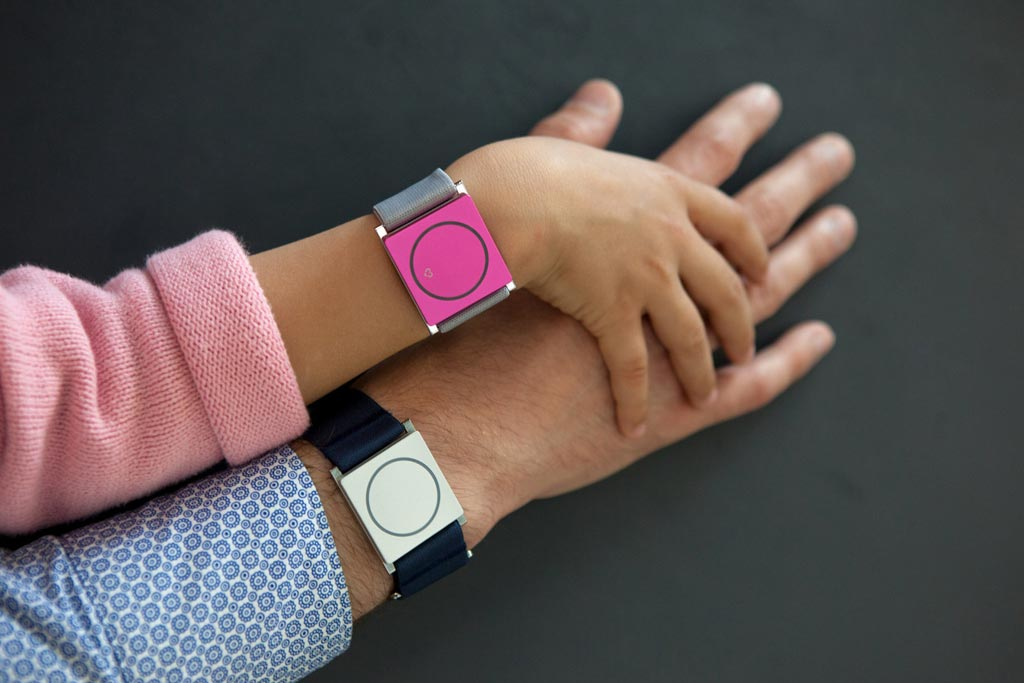 Imagen: El reloj inteligente Embrace puede identificar ataques epilépticos convulsivos (Fotografía cortesía de Empatica).