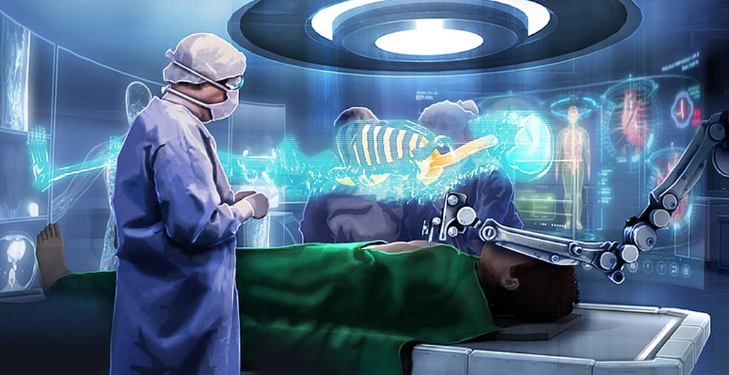 Imagen: La tecnología de RA pronto podría ayudar a mapear el cuerpo humano en tiempo real (Fotografía cortesía de la UT).