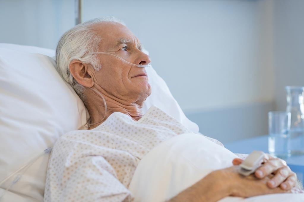 Imagen: Una nueva investigación afirma que demasiado oxígeno es perjudicial para los pacientes con enfermedades agudas (Fotografía cortesía de iStock).