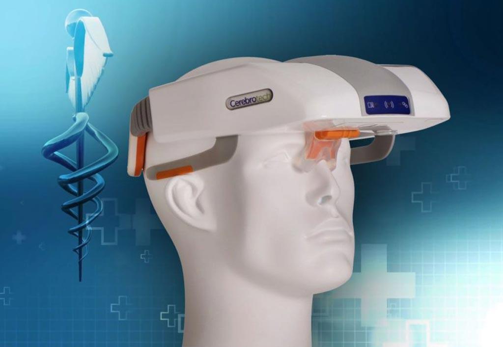 Imagen: Un escáner cerebral detecta las patologías del líquido cerebral (Fotografía cortesía de Cerebrotech Medical).