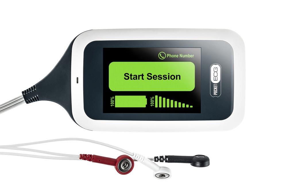 Imagen: Un dispositivo de monitorización en línea mejora significativamente el desempeño diagnóstico (Fotografía cortesía de Medicalgorithmics).