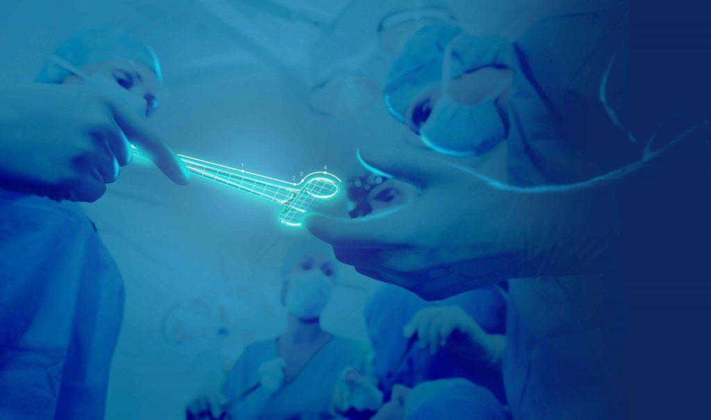 Imagen: Una nueva plataforma digital tiene como objetivo orientar al personal quirúrgico en el quirófano (Fotografía cortesía de Digital Surgery).