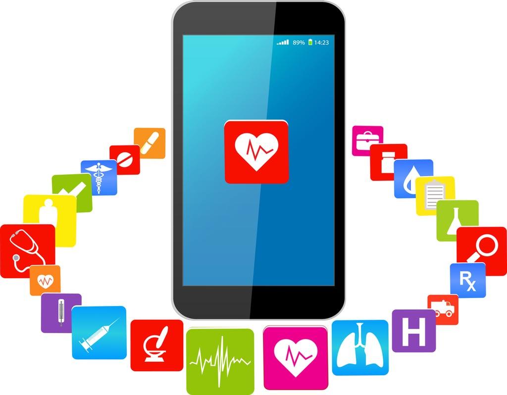 Imagen: La competencia MEDICA está diseñada para aplicaciones para teléfonos inteligentes, relojes inteligentes, tabletas o gafas de RA/RV (Fotografía cortesía de iStock).