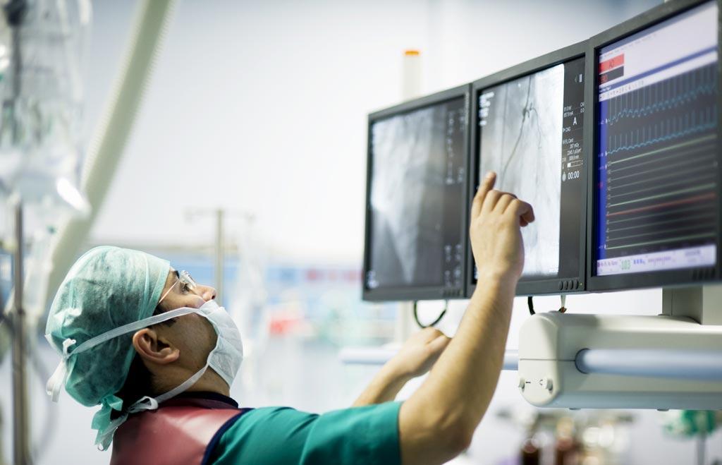 Imagen: Un nuevo estudio sugiere que la ablación cardíaca reduce el riesgo de muerte y de accidente cerebrovascular debido a fibrilación auricular (Fotografía cortesía de Getty Images).