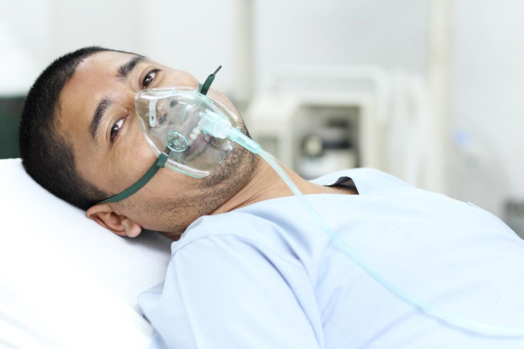 Imagen: Un nuevo estudio afirma que inhalar NO podría reducir las complicaciones renales después de la cirugía (Fotografía cortesía de 123RF).