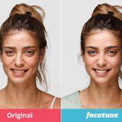 Imagen: Un punto de vista nuevo afirma que las selfies muy editadas aumentan la demanda de cirugías correctivas (Fotografía cortesía de Facetune).