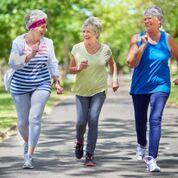 Imagen: Un estudio nuevo afirma que la actividad física puede ayudar a las mujeres a superar la transición menopáusica (Fotografía cortesía de Getty Images).