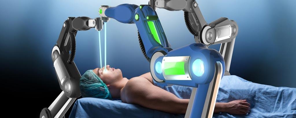 Imagen: Se calcula que el mercado mundial de robots médicos crecerá hasta casi 29 mil millones de dólares en 2025 (Fotografía cortesía de iStock).