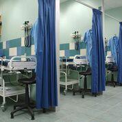 Imagen: La investigación sugiere que las cortinas de privacidad de los hospitales pueden albergar bacterias (Fotografía cortesía de Getty Images).