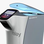 Imagen: Relay, el robot de servicio autónomo que hará que los hospitales sean más eficientes (Fotografía cortesía de Savioke).