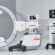 Imagen: El brazo-C móvil en 3D Cios Spin (Fotografía cortesía de Siemens Healthineers).