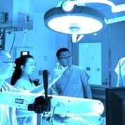 Imagen: El equipo de desarrollo de Mariner Endosurgery en la Universidad McMaster (Fotografía cortesía de la Universidad de McMaster/Facultad de Negocios DeGroote).