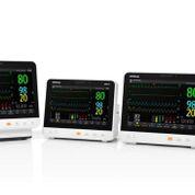 Imagen: La gama ePM de los monitores de pacientes de agudeza media (Fotografía cortesía de Mindray).