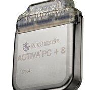 Imagen: El sistema Activa PC + S DBS (Fotografía cortesía de Medtronic).
