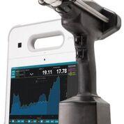 Imagen: El SMARTdrill 6.0 y su GUI (Fotografía cortesía de Smart Medical Devices).