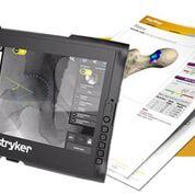Imagen: La plataforma HipCheck mejora la artroscopia de la cadera (Fotografía cortesía de Stryker).