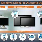 Imagen: Los nuevos monitores médicos fueron diseñados para cumplir con los estándares internacionales (Fotografía cortesía de Contec Americas).
