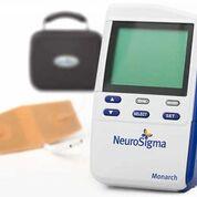Imagen: Proporcionar estimulación eléctrica en la frente puede reducir los síntomas del TDAH (Fotografía cortesía de NeuroSigma).