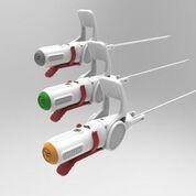 Imagen: La línea de dispositivos de cierre vascular Celt ACD (Fotografía cortesía de Vasorum).