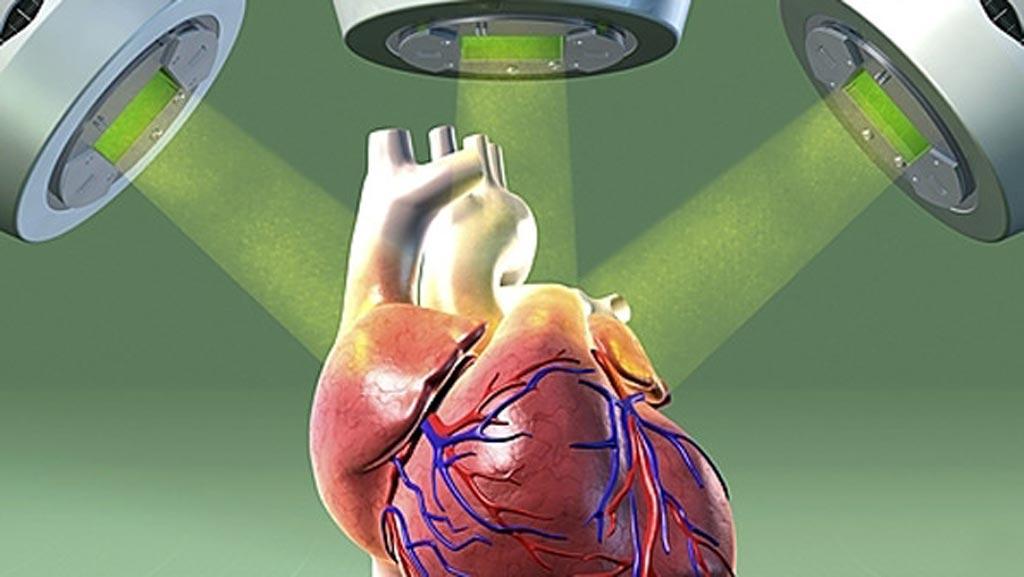 Imagen: Según un estudio nuevo, la RT puede ofrecer esperanza a los pacientes con TV que no han respondido a otras opciones (Fotografía cortesía de SPL).