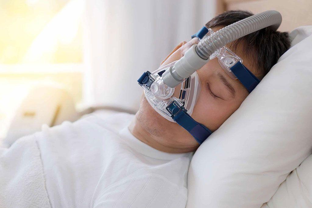 Imagen: Los dispositivos domésticos BiPAP mejoran el cuidado respiratorio (Fotografía cortesía de Getty Images)
