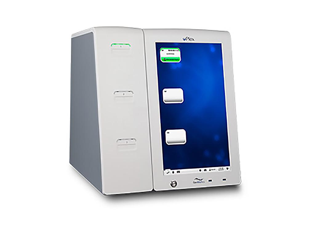 El ePlex® NP (Fotografía cortesía de GenMark Diagnostics, Inc.)