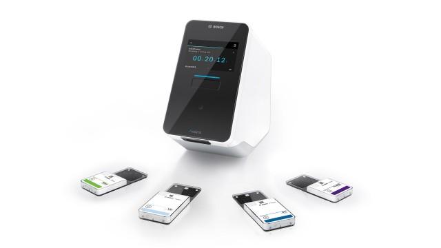Imagen: Bosch Vivalytic (Fotografía cortesía de Bosch Healthcare Solutions GmbH)