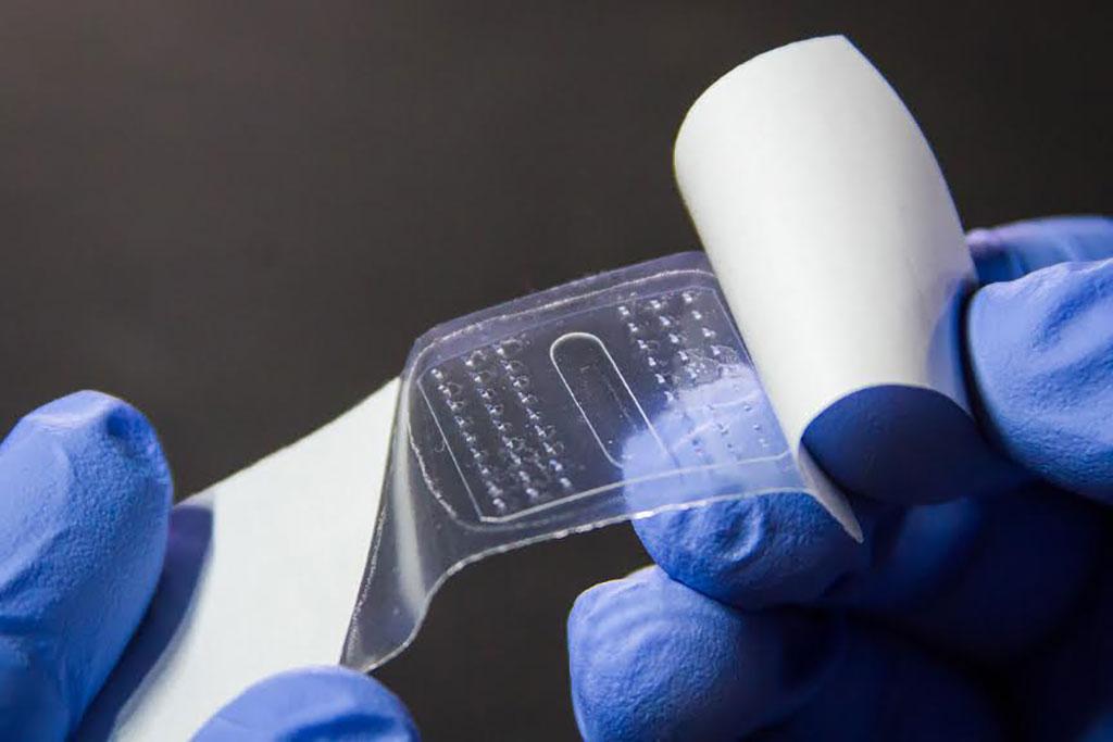 Imagen: El sistema de cierre de piel BandGrip con microanclaje (Fotografía cortesía de BandGrip