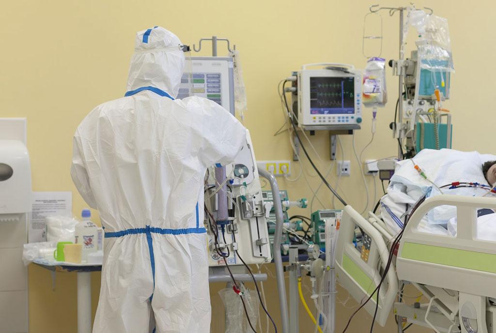 Imagen: El algoritmo de inteligencia artificial predice el riesgo de mortalidad individual para los pacientes con COVID-19 (Fotografía cortesía de patrikslezak)