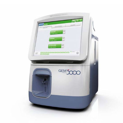 WHOLE BLOOD TESTING SYSTEM