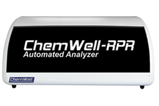 Analizador automatizado de RPR