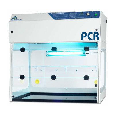ESTACIÓN DE TRABAJO DE PCR
