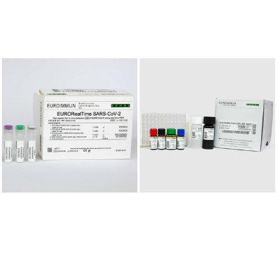 PCR Y ELISA PARA LA COVID-19