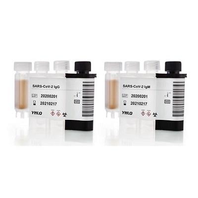 ENSAYOS DE SARS-COV-2 IGM E IGG CLIA