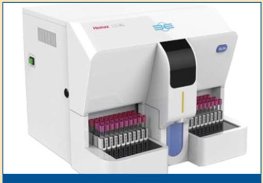 Analizador de hematologia